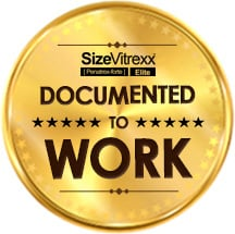 SizeVitrexx Is Documented to Work